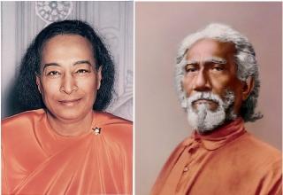 Yogananda-SriYukteswar