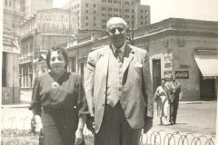 Los Primeros Devotos en Chile 1958